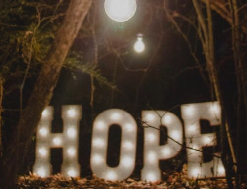 Le temps de l'espoir d'une infirmière sophrologue
