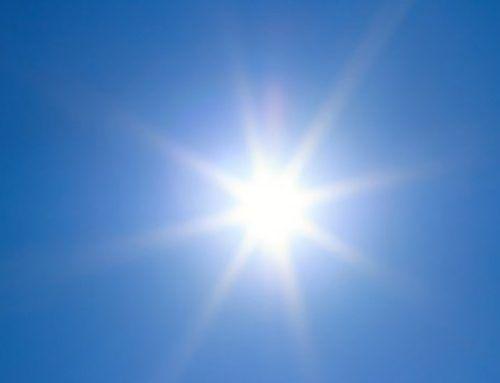 Exercice au soleil
