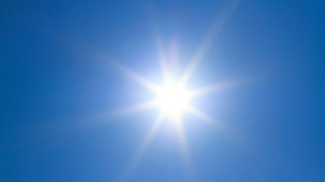 exercice de sophrologie au soleil