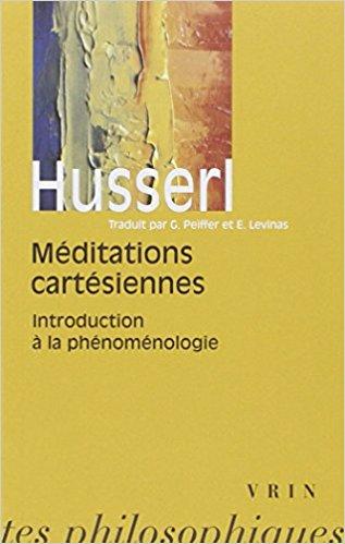 edmond husserl introduction à la sophrologie phénoménologique