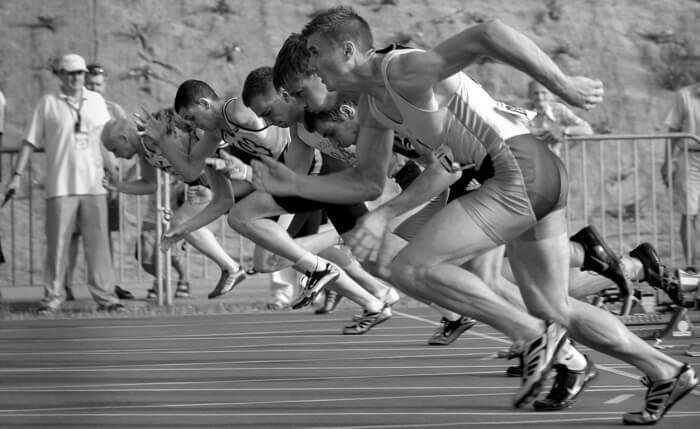 principe d'action positive dans le sport