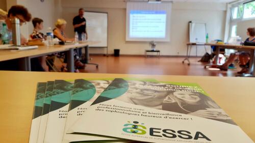 techniques de relaxation dynamique à l'ESSA