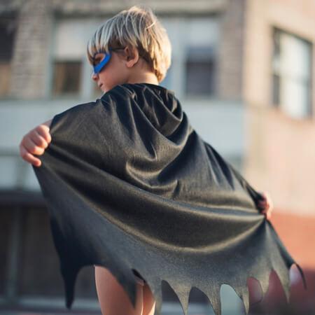 hero d'enfance