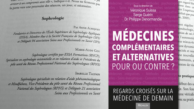 médecine complémentaire et alternative sophrologie