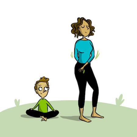 sophrologie dynamique contre le mal de dos