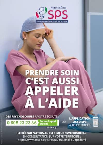 campagne Soins aux Professionnels de la Santé