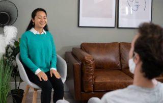 séance de sophrologie à distance pour les soignants